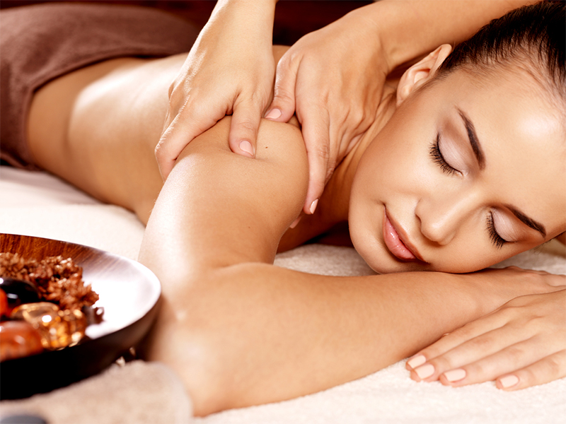 Massage Therapist Massage Therapy