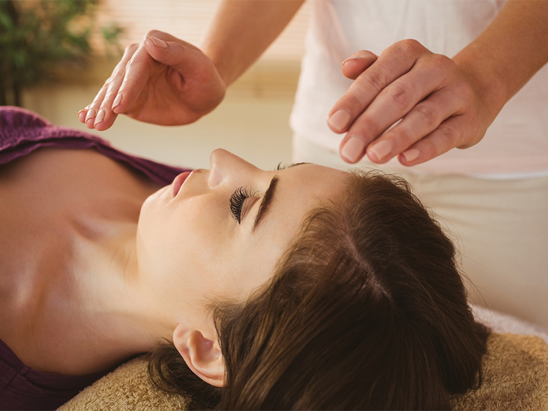 Massage Therapist Reiki