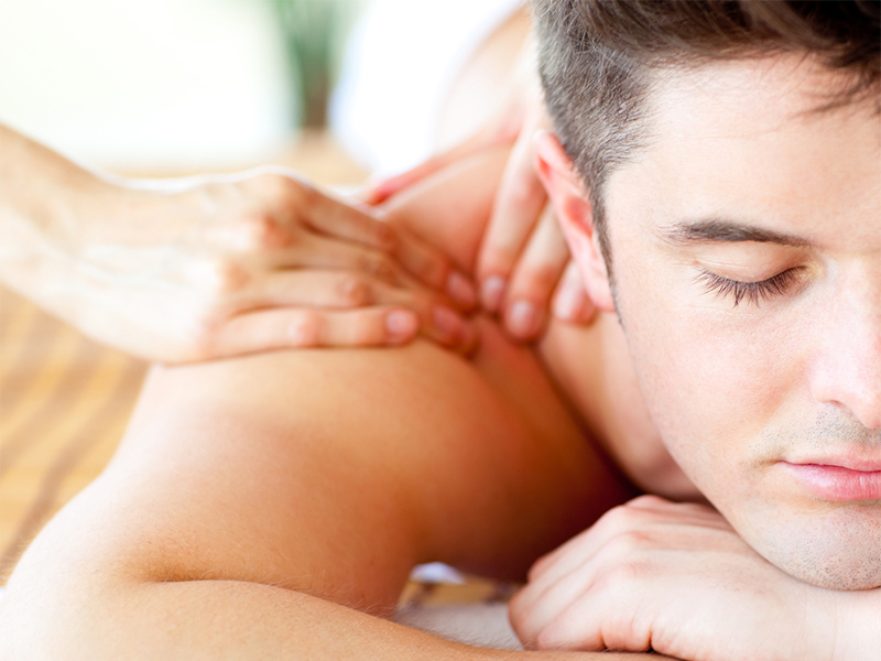 Massage Therapist Rolfing